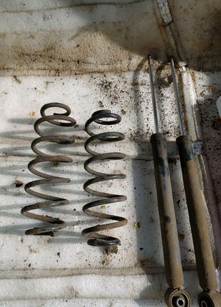 Пружини підвіски  задні, вольцваген гольф 4 , RH5543