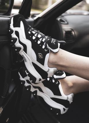 Стильные кроссовки ❤ skechers d'lites 2 ❤