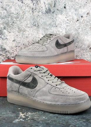 Кроссовки nike a!r force 1 mid x reigning champ