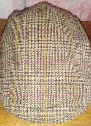 Шерстяная кепка olney