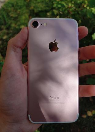 Apple iPhone 7 128 gb Rose Gold (Розовий)