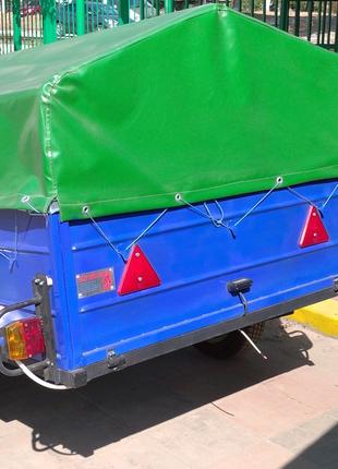 Прицепы для легковых автомобилей и микроавтобусов