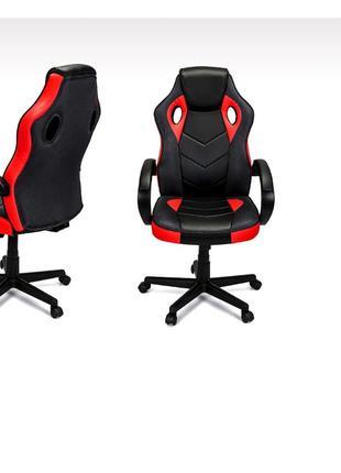 Кресло компьютерное игровое спортивное pagani красное распродажа