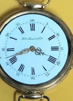 Часы Hy Moser & Cie. 1840-50года