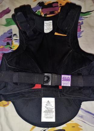 Подростковый, защитный жилет Body & shoulder Protector Standard