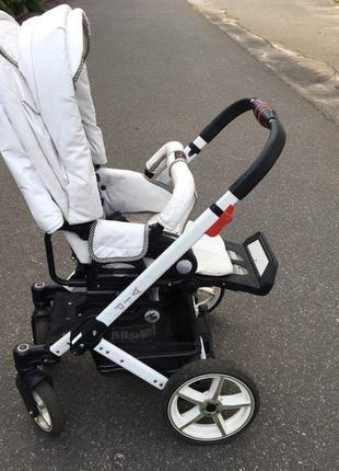 Универсальная коляска 2 в 1 HARTAN VIP XL