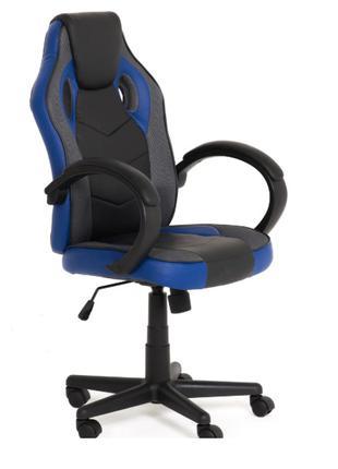 Компьютерное кресло игровое или для офиса pagani синее в наличии