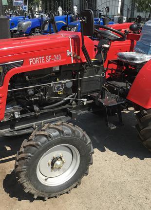 Качественный Минитрактор Forte SF 240