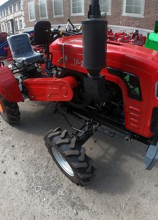 Качественный Минитрактор TP-240-2WD