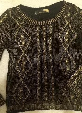 Яркий свитер stadivarius