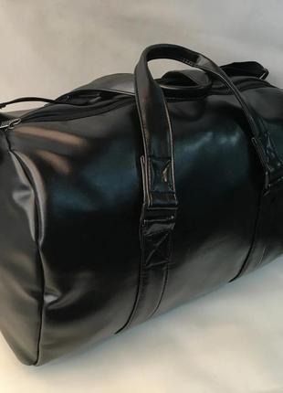 Спортивная дорожная сумка с отделом для обуви,эко кожа люкс.  ...