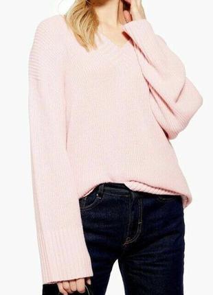 Классный свитер оверсайз topchop