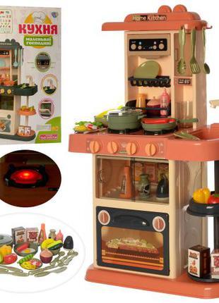 Кухня детская 889-186 плита мойка духовка посуда продукты