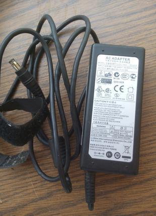 Зарядное блок питания для ноутбука нетбука Samsung 19V 3.16A