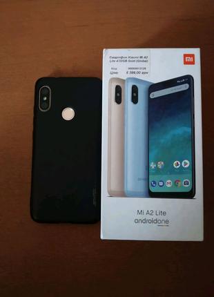 Срочно!! Xiaomi mi a2 lite 4/32