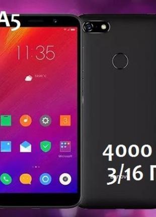 "4G Смартфон Lenovo A5 5.45"" 3/16Gb 4000mAh Global version"