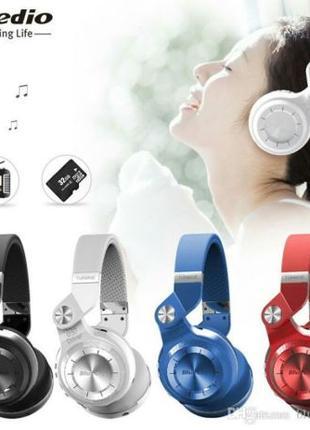 Bluetooth гарнитура, наушники Bluedio T2+ Turbine original Blu...