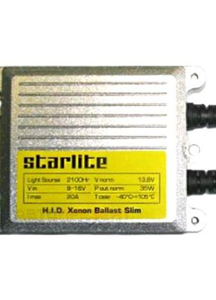 Блок розжига для ксенона STARLITE Ballast Slim 35 W