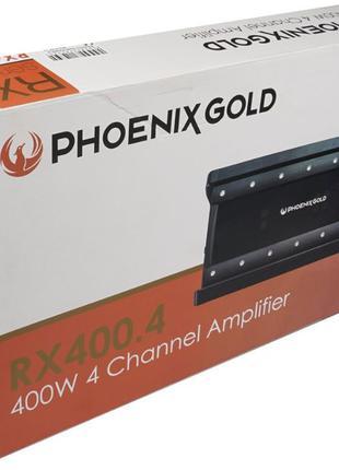 Усилитель Phoenix Gold RX 400.4
