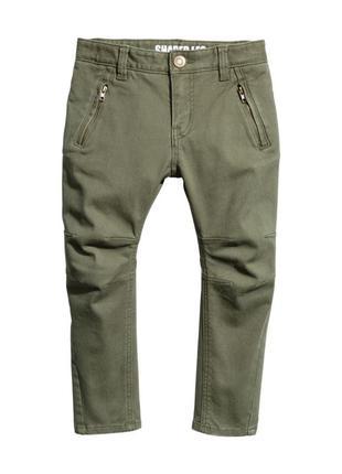 Джинсы скини h&m, новые штыны брюки чиносы нм