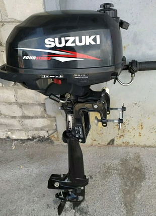 Лодочный мотор Suzuki df2.5