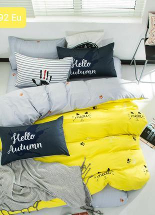 Элитное VIP постельное бельё, детское, двух спальные, евро.