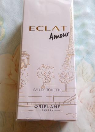 Туалетная вода Eclat Amour 50мл.