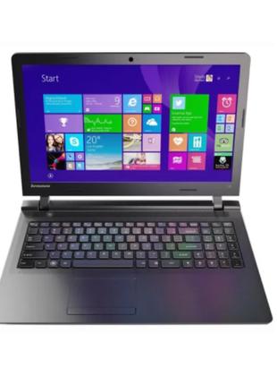 Lenovo Ideapad 100/Intel Celeron N2840/4gb/hdd 500