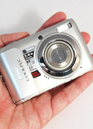 Фотоаппарат Nikon Coolpix L19 Новый без батареи в Запорожье