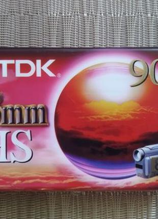 Кассета TDK HD 8mm