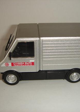 Машинка металлическая ВАЗ – 2702 Пони. 1:43