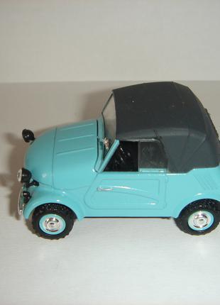 Машинка металлическая SMZ – S3A. 1:43