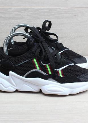 Детские спортивные кроссовки adidas ozweego оригинал, размер 31
