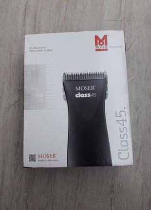 Профессиональная машинка для стрижки волос Moser 1245-0060 Cla...