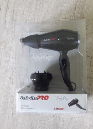 Фен дорожный BaByliss PRO BAB5510E Bambino Pro 1200W