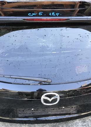 Крышка багажника дверь задняя Mazda CX-5 Мазда СХ-5 2017