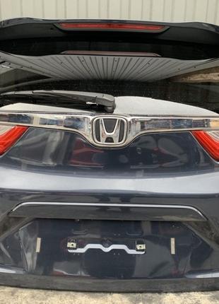 Крышка багажника дверь задняя Honda CR-V crv Хонда СРВ ЦРВ 2018