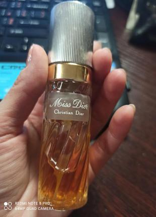 Духи кристиан диор-christian dior miss dior 20 ml.pure parfum ...