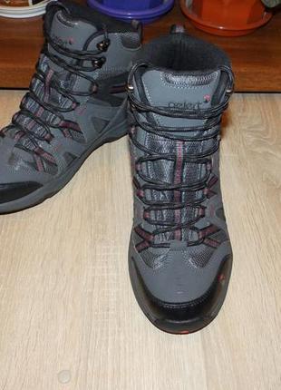 Треккинговые ботинки gelert ottawa mid mens walking boots