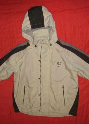 Демисезонная куртка детская