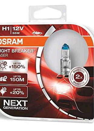 Osram Night Breaker laser h1+ 150%