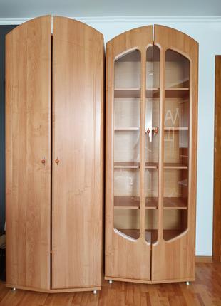 Комлект меблів 2 шафи + стінка