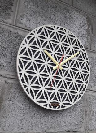Настенные часы в современном дизайне, необычные настенные часы...