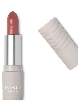 Кремовая помада с питательными маслами konscious vegan lipstic...