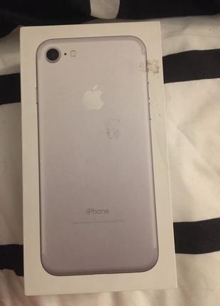 IPhone 7 Silver Neverlock