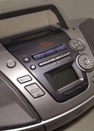 Магнитола Panasonic RX-ES29 Оригинал Малайзия