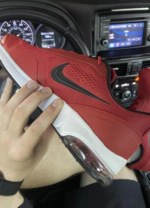 Nike air presto red white