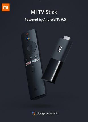 Приставка Xiaomi Mi Stick Smart TV Смарт ТВ бокс Mi Box S