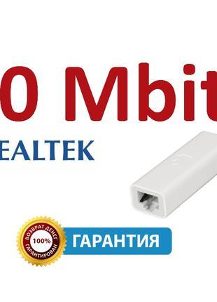 Сетевая карта USB 2.0 - LAN 100 Мбит/с адаптер сетевой