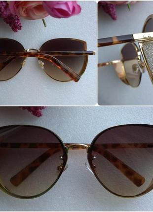 Новые красивые очки бабочки с боковой защитой